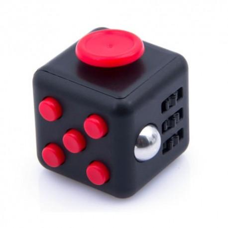 hand fidget cube rouge