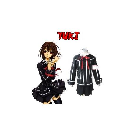 cosplay yuki vampire knight