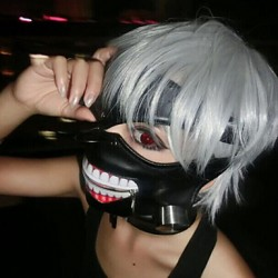 cosplay masque kaneki