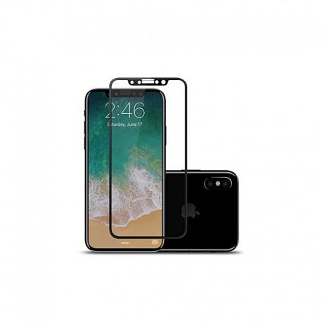 Film en verre  3D trempé iPhone X
