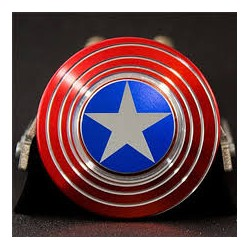 hand fidget captain america